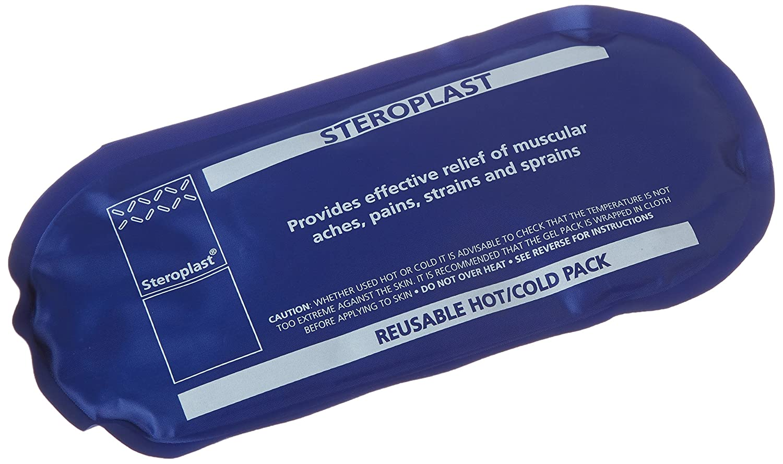 Steroplast azul caliente frío congelador microondas toothache ...