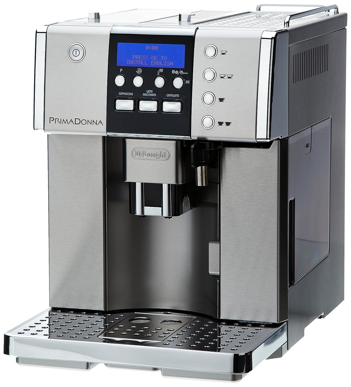 Delonghi Prima Donna Fully Automatic Bean To Cup Espressocappuccino Machine