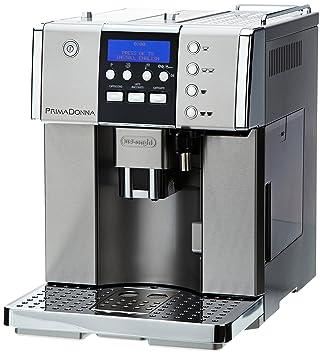 de longhi prima donna fully automatic bean to cup espresso rh amazon co uk delonghi prima donna coffee machine instruction manual Coffee Maker DeLonghi Prima Donna
