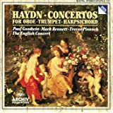 Haydn: Concertos for Oboe, Trumpet and Harpsichord /Bennett · Goodwin · Pinnock