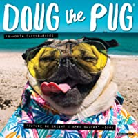 Doug the Pug 2021 Wall Calendar (Dog Breed Calendar)