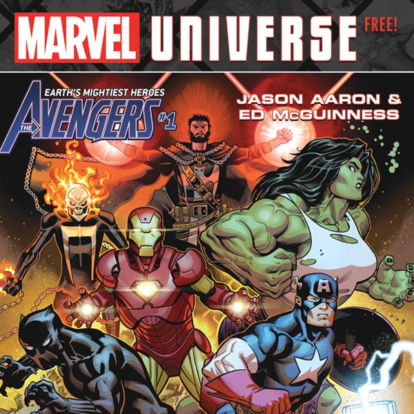 Marvel Universe Magazine (2018) (Issues) (2 Book Series)