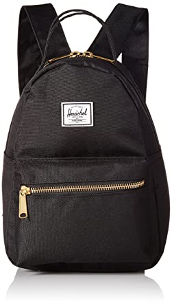 9c21e2e1e85 Herschel Nova Mini Backpack Black One Size