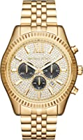 Michael Kors Lexington Men's Chronograph Wrist Watch