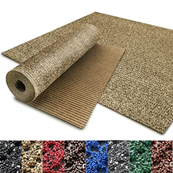 tapis pvc granul antidrapant etm tapis exterieur interieur terrasse balcon camping cole fabrication allemande 8 coloris - Tapis Exterieur Terrasse