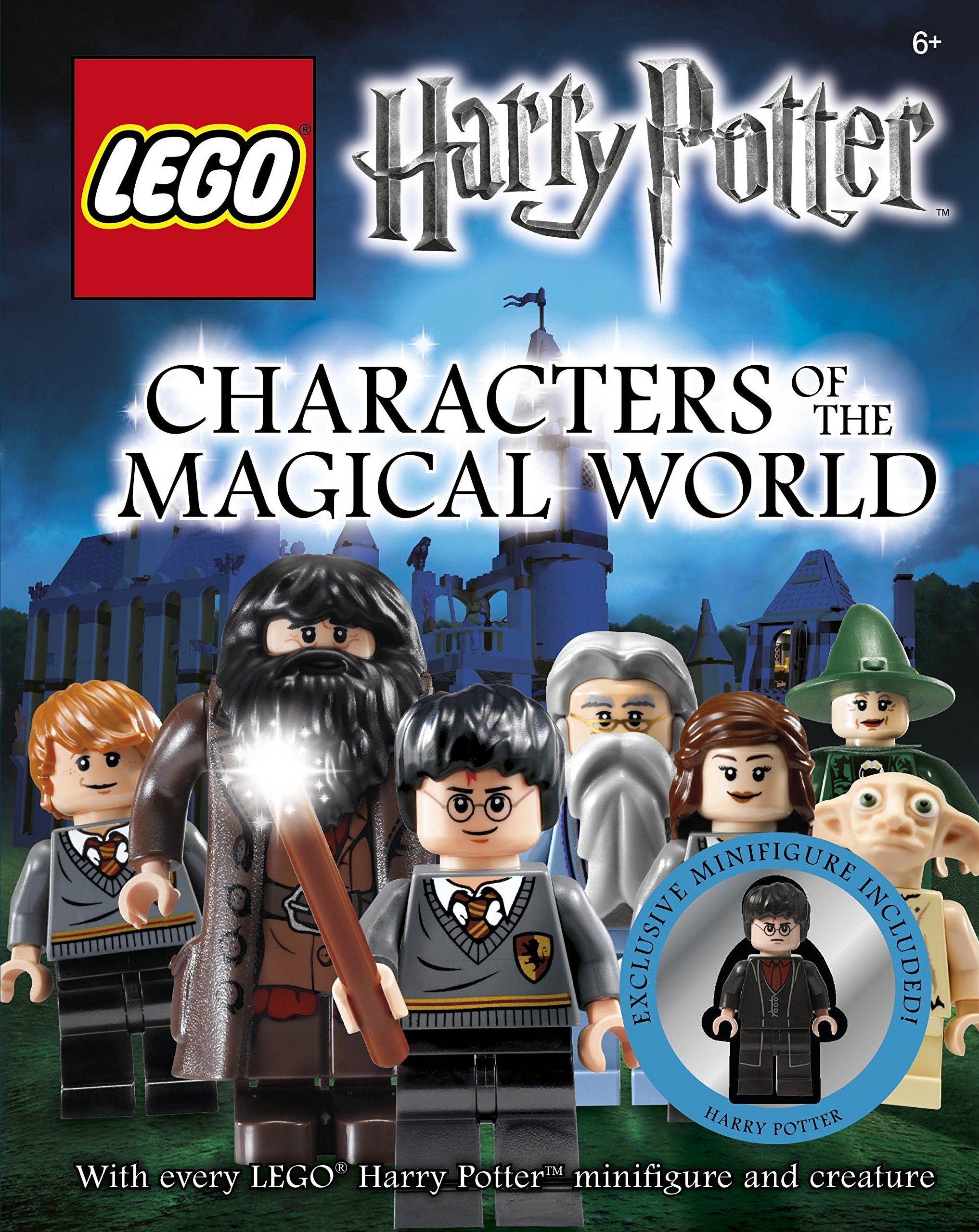 LEGO® Harry Potter Characters of the Magical World: Amazon.es ...
