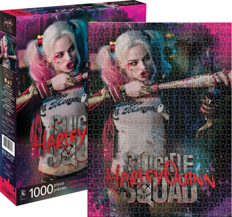 Aquarius DC Comics Suicide Squad 1,000Pc Puzzle by Aquarius