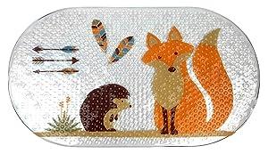 Mainstays Fox Cushioned Bath Mat