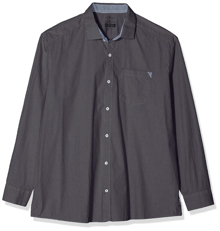 Ser Big Size Camisa Casual para Hombre