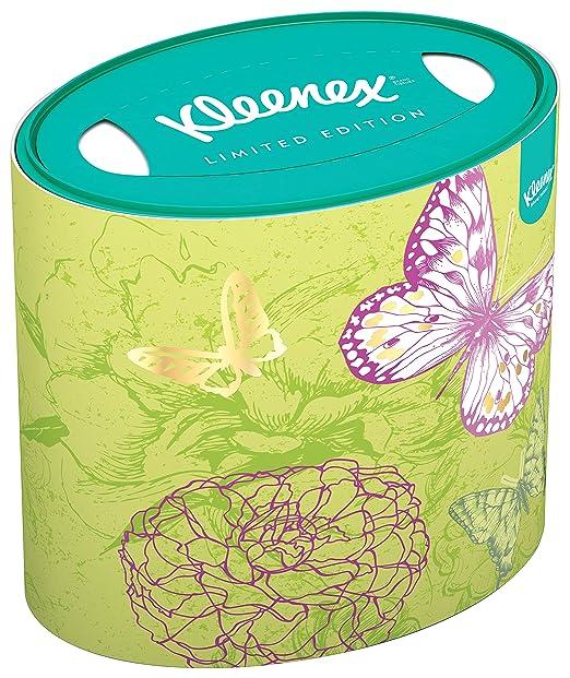 12 opinioni per Kleenex, Fazzoletti con scatola ovale,