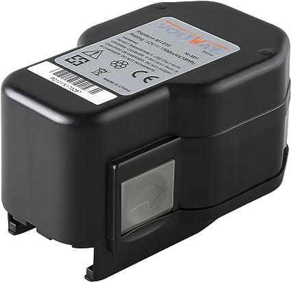 b1215 NiMH 12v Batterie pour AEG BBS 12 KX raptor BBS 12 x raptor