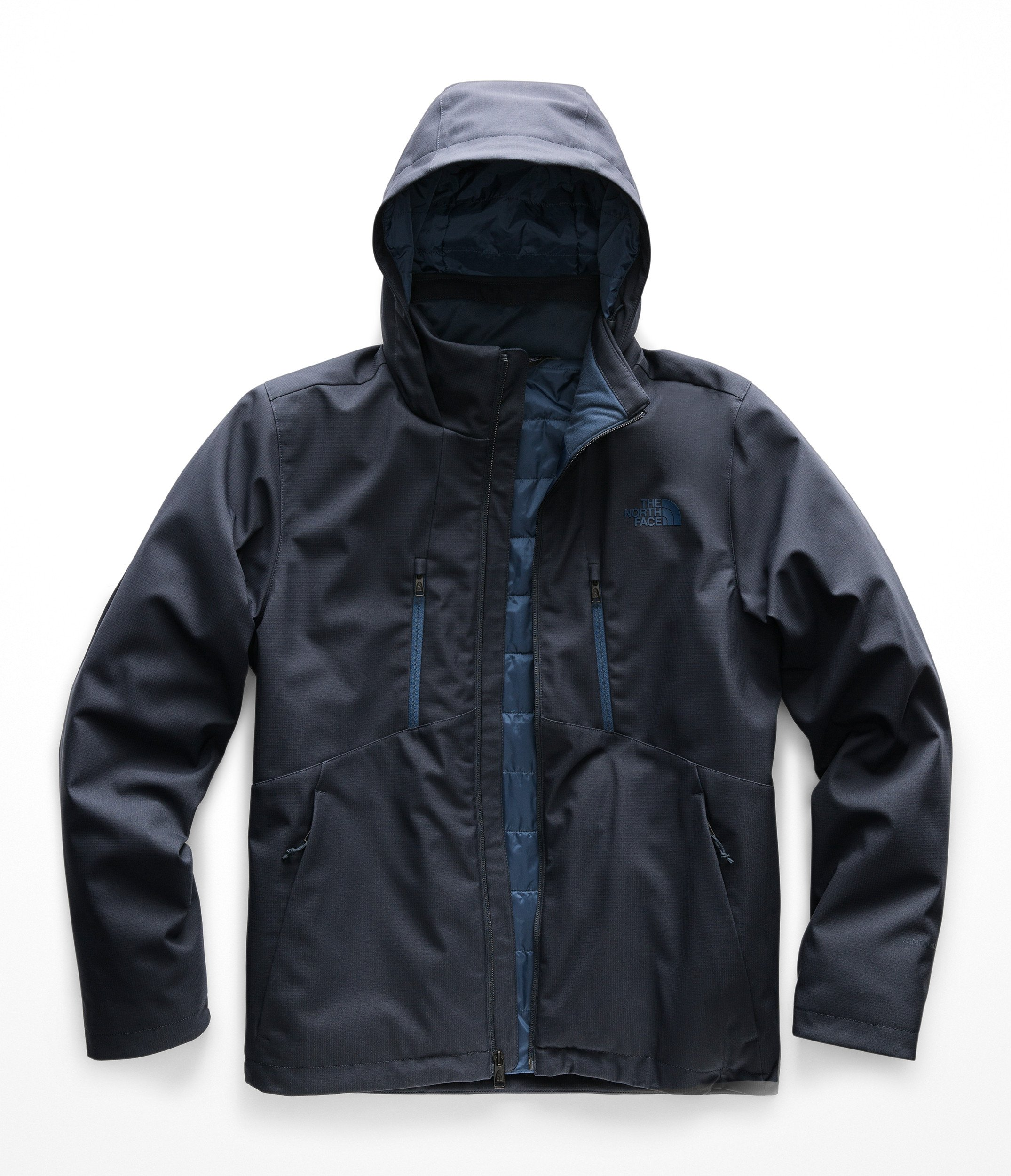 The North Face Men's Apex Elevation Jacket - Urban Navy & Urban Navy - L by The North Face