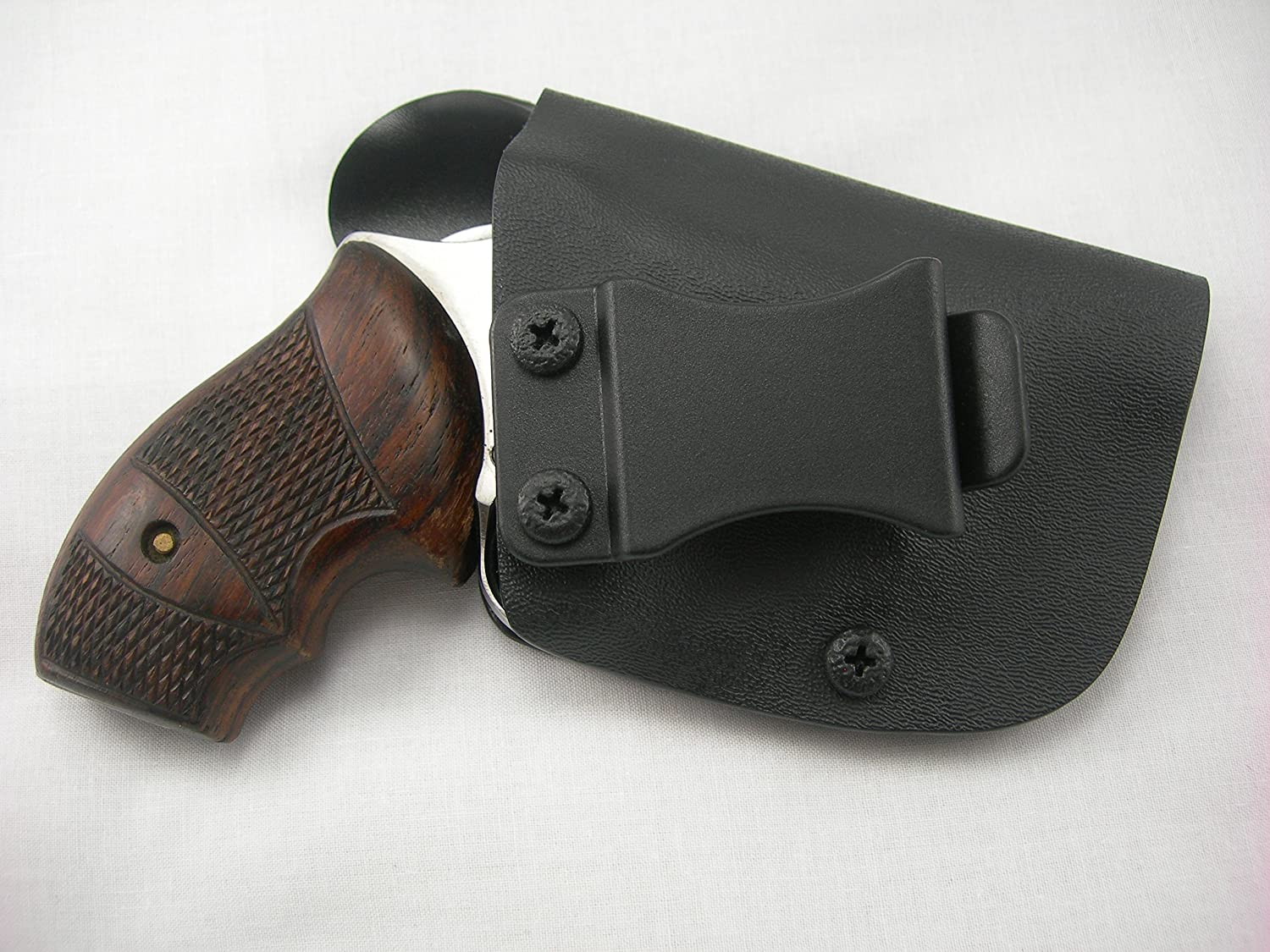 Amazon.com : Smith and Wesson J Frame Outlaw Kydex IWB Holster ...