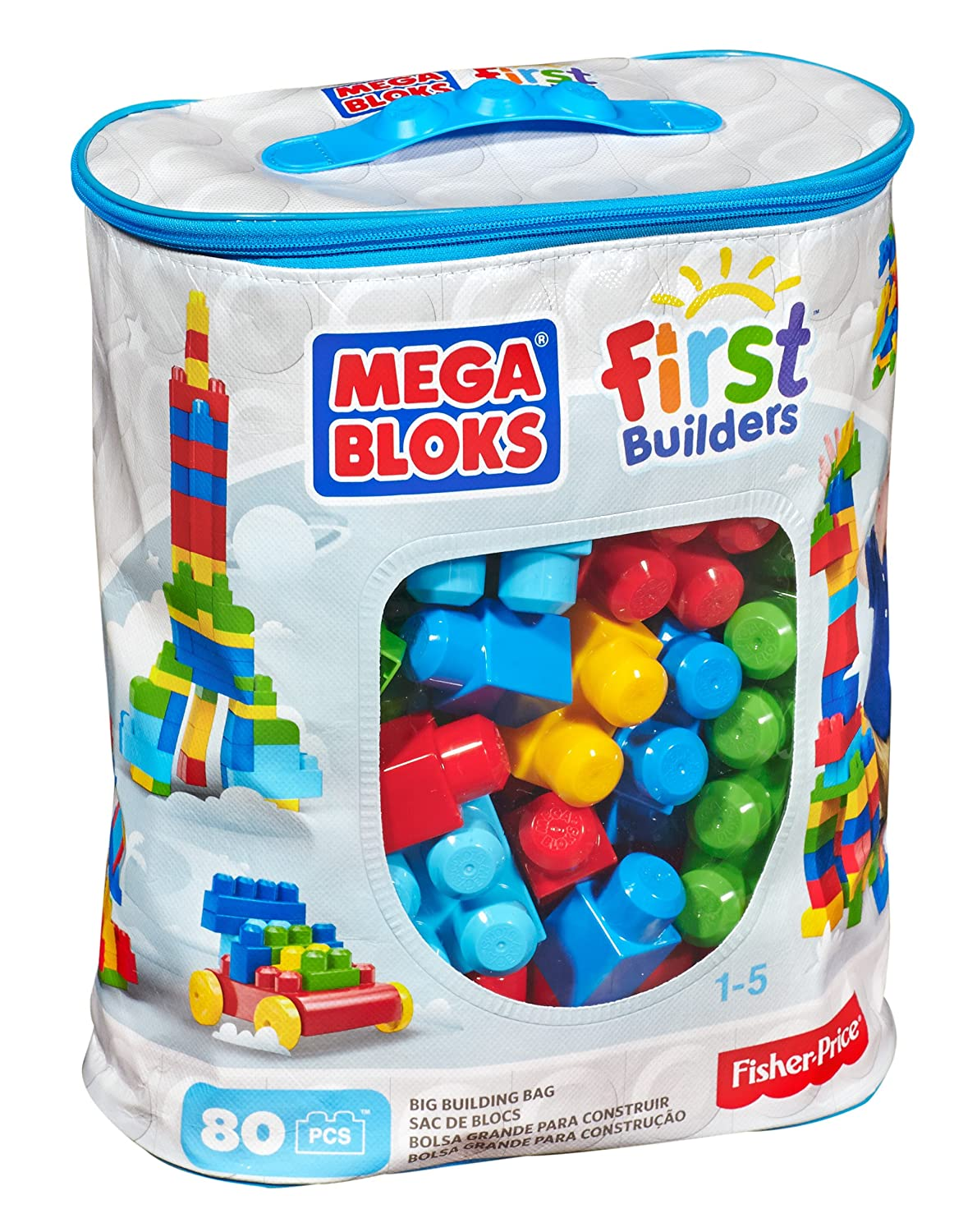 8 stem toys for toddlers the practical storage bag keeps all of the pieces securely in one place and comes with a hand strap to make carrying the blocks a snap gamestrikefo Gallery