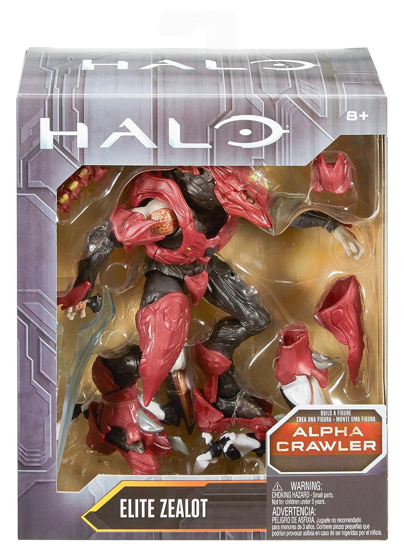 Halo Covenant Elite Zealot 6 Figure Mattel DNV06