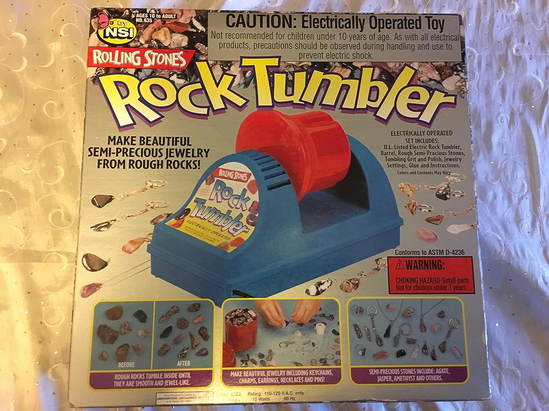 Amazon Rolling Stones Rock Tumbler