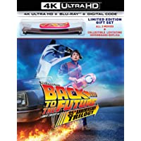Back to the Future 35th Anniversary Trilogy Giftset 4K UHD