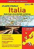 Atlante stradale Italia 1:400.000. Con Contenuto digitale per download e accesso on line
