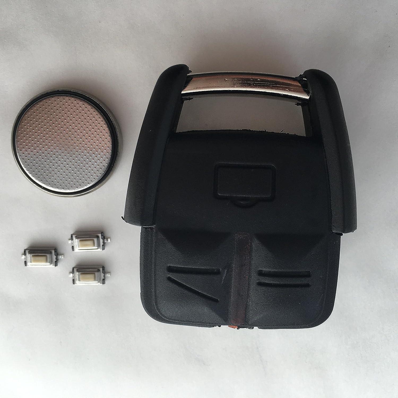 Juego de llavero remoto DF, 3 interruptores, reparación completa: Amazon.es: Electrónica