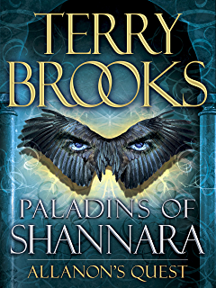 Wards of faerie the dark legacy of shannara kindle edition by paladins of shannara allanons quest short story fandeluxe Choice Image