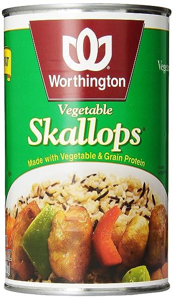Amazon worthington vegetable skallops 50 ounce worhtington worthington vegetable skallops 50 ounce forumfinder Choice Image