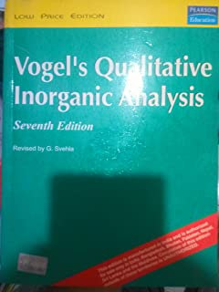 Vogels Quantitative Chemical Analysis Pdf