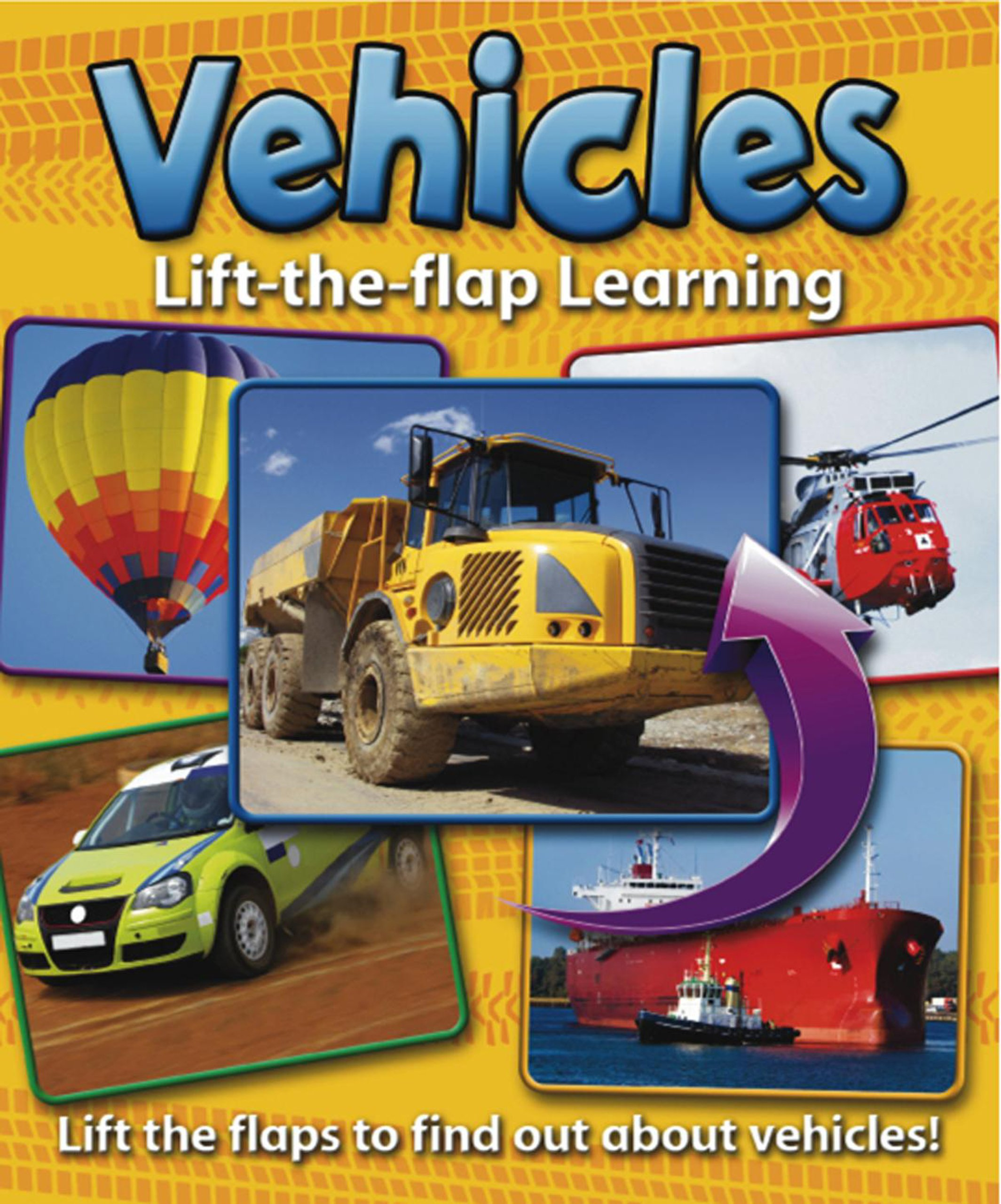 Lift-the-Flap Learning: Vehicles: Lift the flaps to find out about vehicles! pdf epub