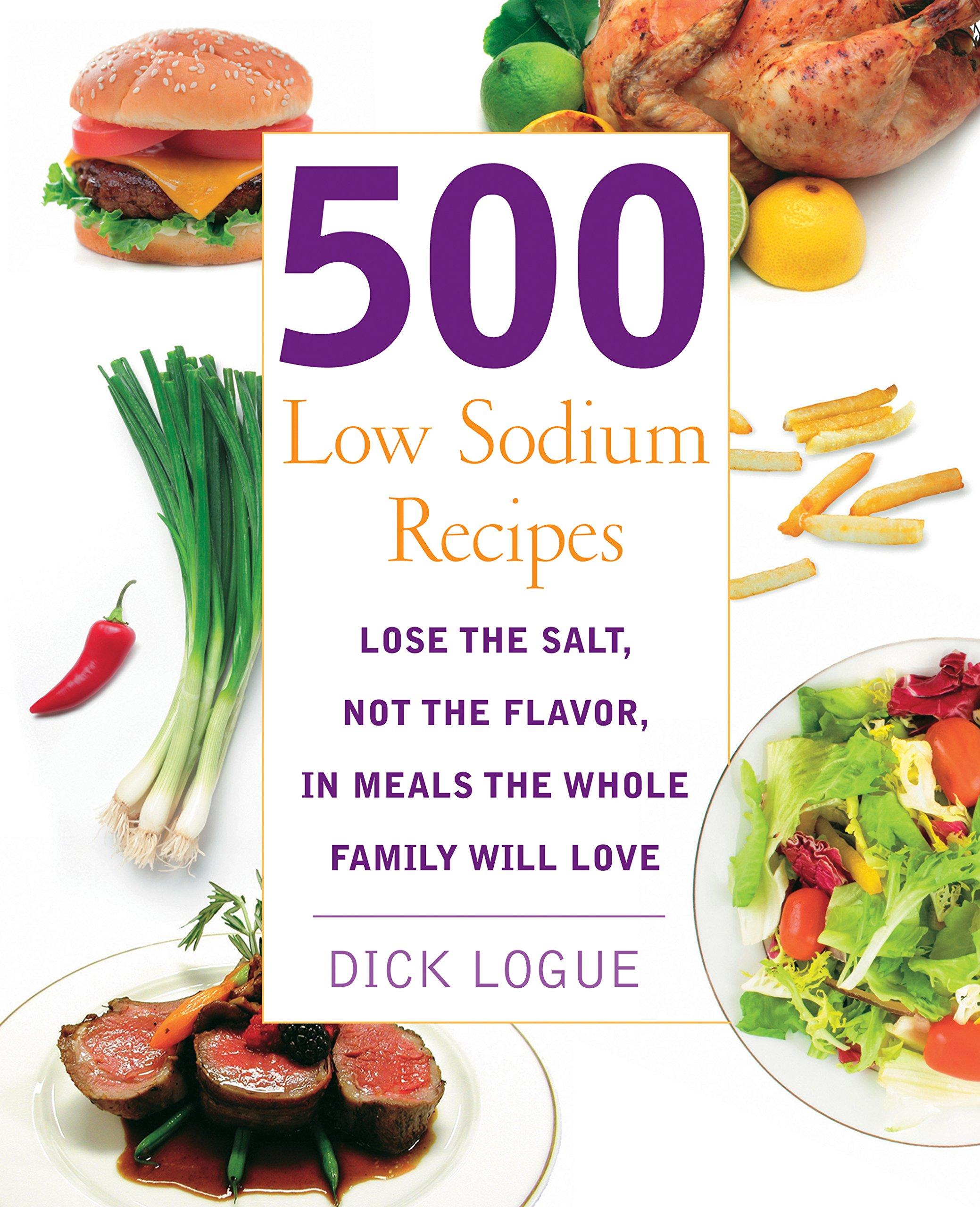 how much sodium is low sodium diet