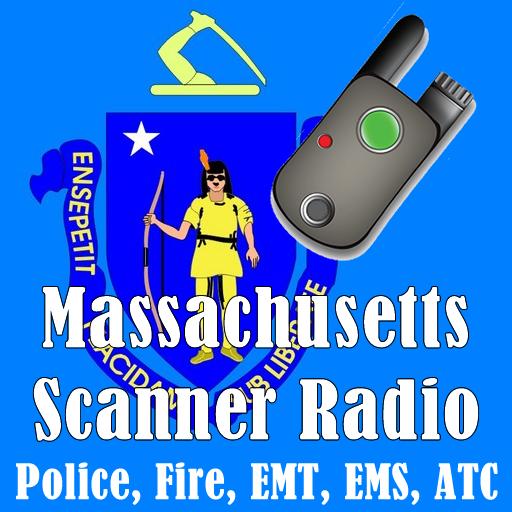 - Massachusetts Scanner Radio - Police, Fire, EMS