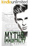 Myths of Immortality: Young Adult Fantasy Immersed in Greek Mythology (The Sphinx Book 3)
