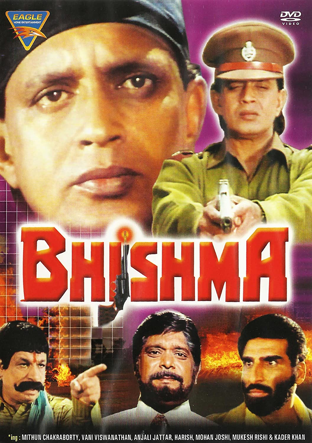Bhishma Amazon In Mithun Chakraborty Harish Anjali Jathar Jagdish A Sharma Mithun Chakraborty Harish Movies Tv Shows