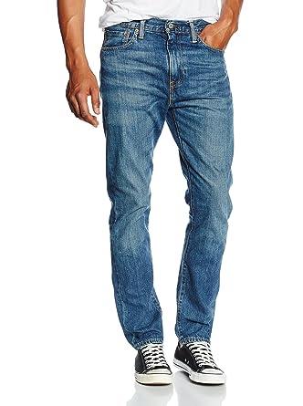 fbb97364136 Image Unavailable. Image not available for. Colour: Levi's Men's 522 Slim  Taper Slim Leg Jeans ...