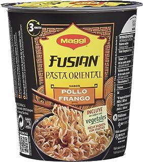 Maggi - Oriental Express Pasta Pollo - 61,5 g - [Pack de 8