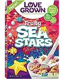 Love Grown Sea Stars, Fruity, 7 Ounce