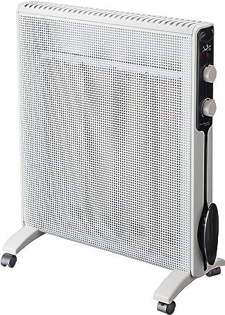 Jata RD232B Radiador Micathermic con 4 Placas, 2000 W, Blanco