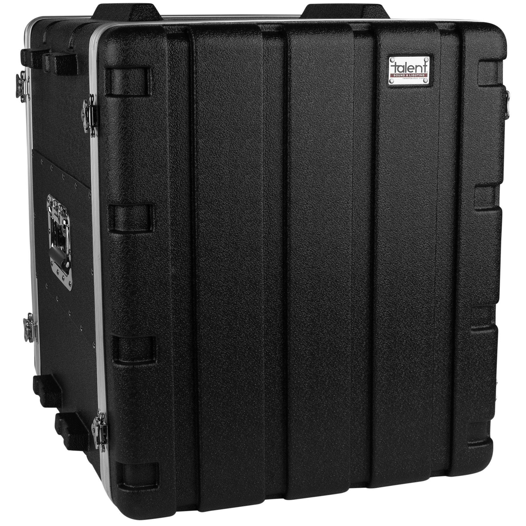 Talent RC12U19 ABS Rack Case 12U 19'' Depth