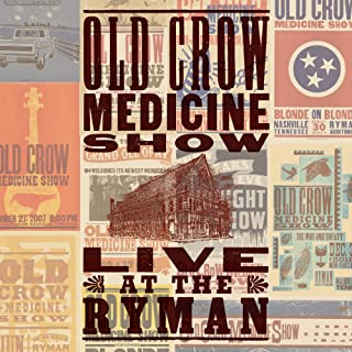 Book Cover: Live at the Ryman