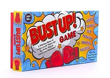 Bust Up - Game Juego de preguntas (contenido en inglés): Amazon.es: Hogar