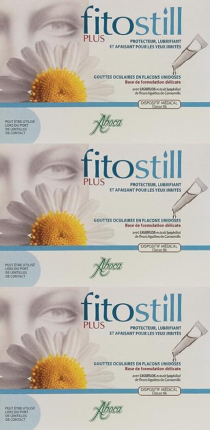 Aboca Fitostill - Lote de 3: Amazon.es: Salud y cuidado personal
