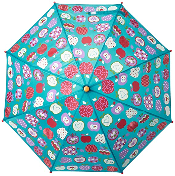 Hatley - Paraguas para niña, color verde, talla talla inglesa: one size: Amazon.es: Ropa y accesorios