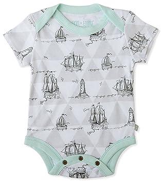 Amazon.com: Finn + Emma algodón orgánico Lap Body para bebé ...