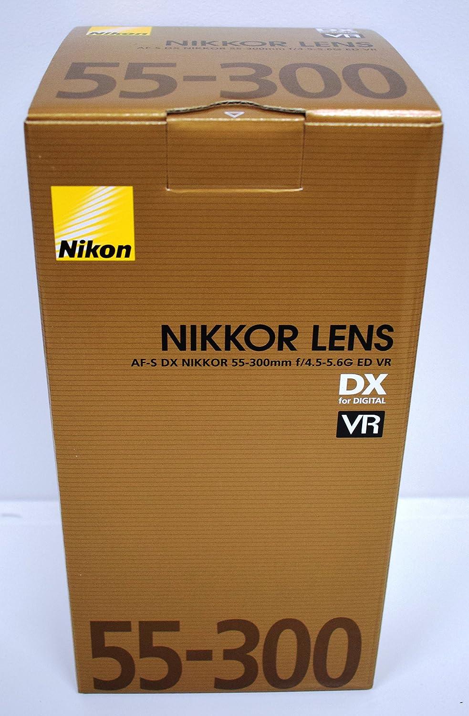 9c79bf3f28efb1 Nikon AF-S DX Nikkor 55-300mm F: Amazon.in: Electronics