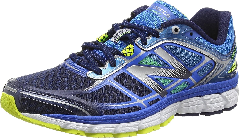 New BalanceM860 - Zapatillas de Running Hombre, Color Azul, Talla ...
