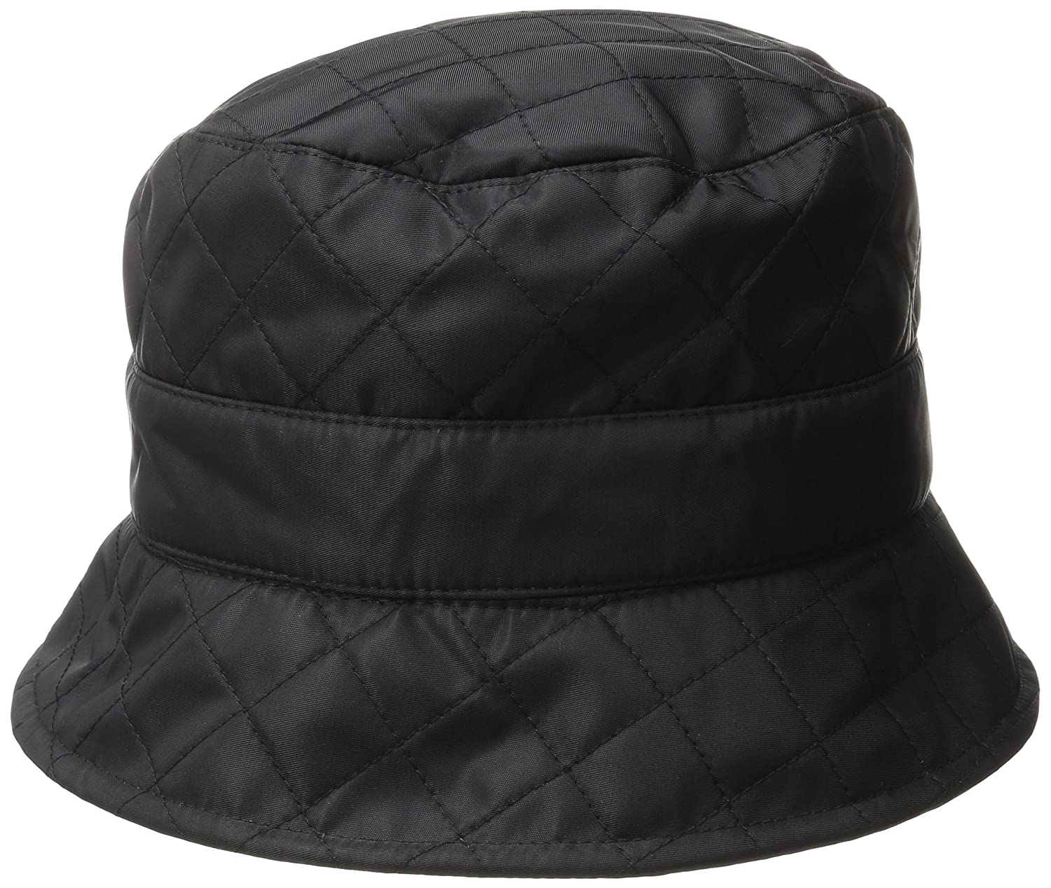 San Diego Hat Company Women's Packable Quilted Rain Hat sdh3402