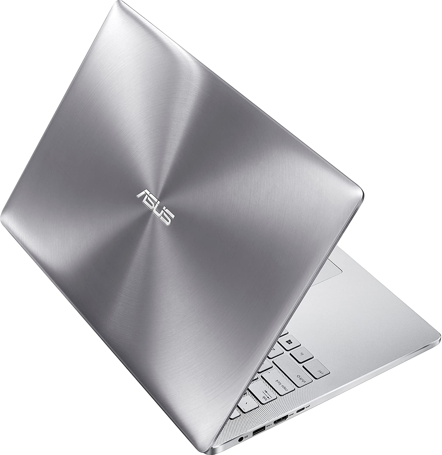 ASUS ZenBook Pro UX501VW 15.6-Inch 4K Touchscreen Laptop (Core i7-6700HQ...