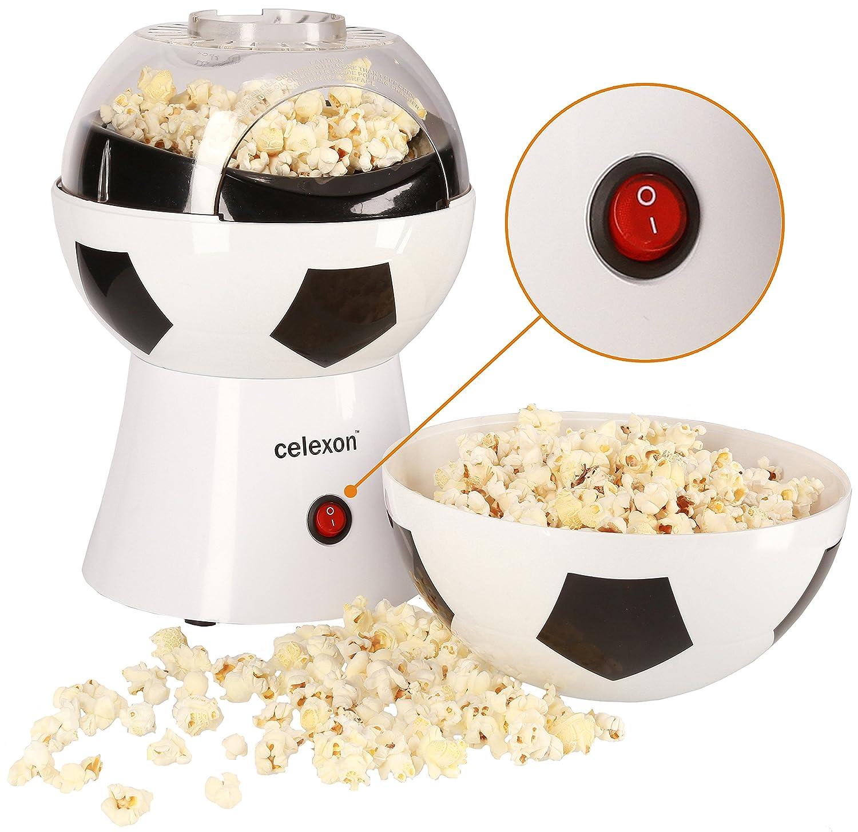celexon máquina de Palomitas de maíz sin Aceite/bajo en Grasa CinePop SP10: Amazon.es: Electrónica