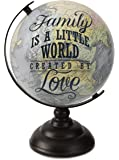 Pavilion Gift Company 61003 Family Decorative Globe, 10-3/4-Inch High