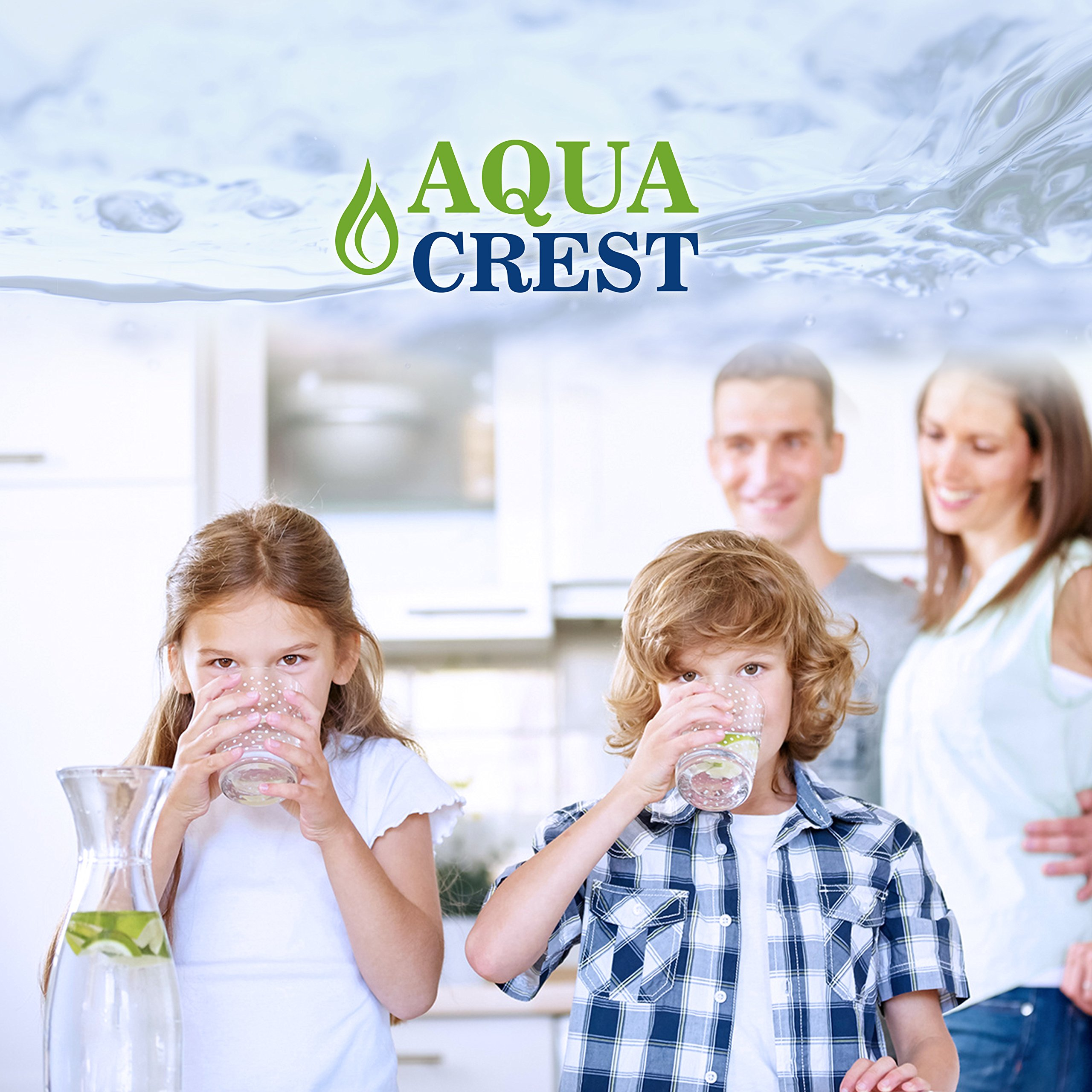 AQUACREST RF-3375 Replacement Water Filter, Compatible with Pur RF-3375 Faucet Water Filter (Pack of 3) by AQUA CREST (Image #9)