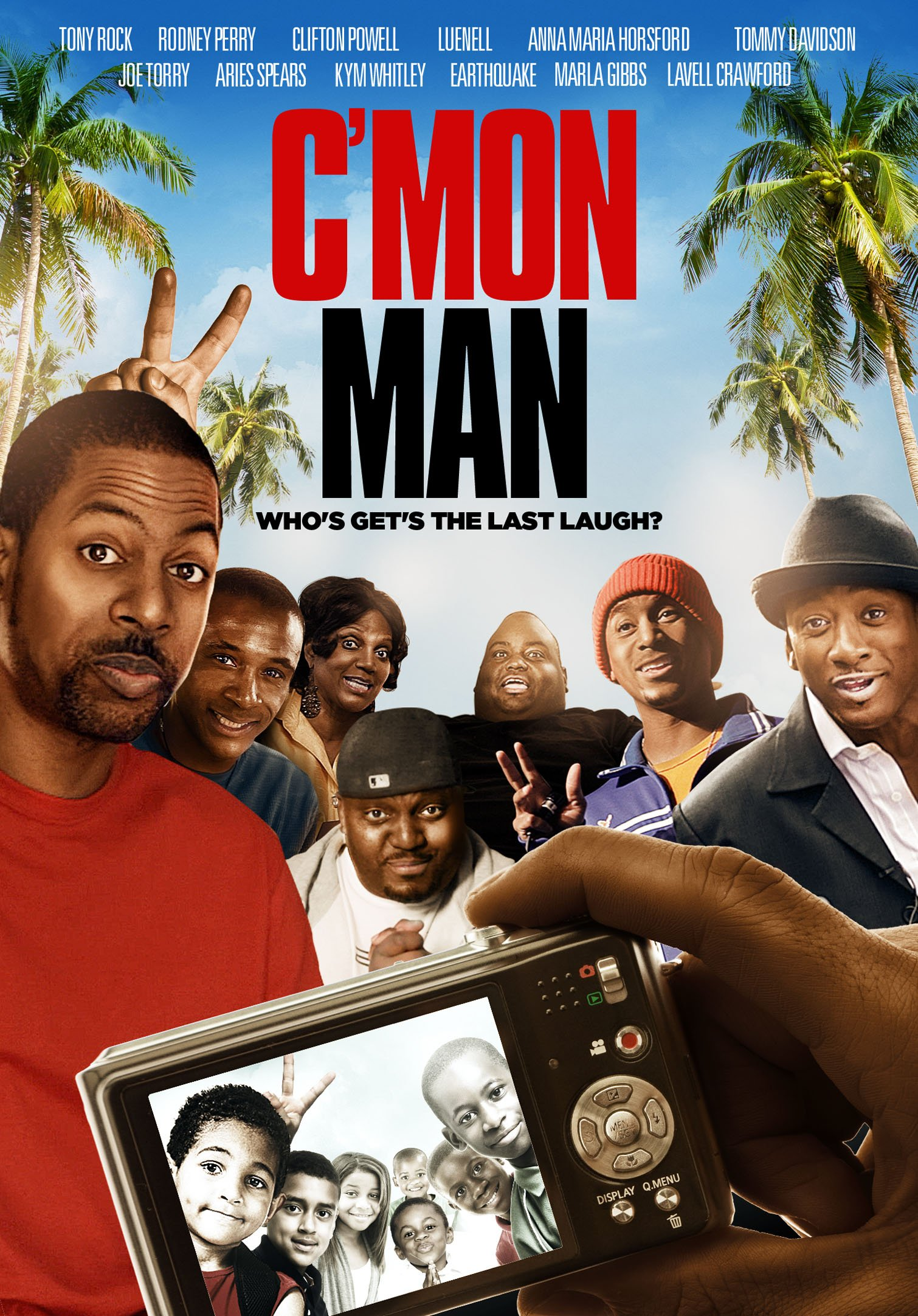 C\'mon Man (Dolby, AC-3, Widescreen, Subtitled)