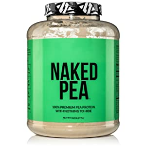 Naked Nutrition Pea Protein Powder